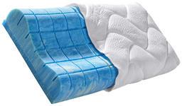 NACKENKISSEN 40/80 cm  - Weiß, Basics, Textil (40/80cm) - Sleeptex