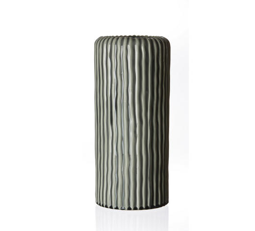 VASE 41 cm  - Weiß/Grau, Keramik (41cm) - Ritzenhoff Breker