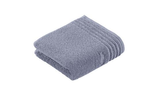 HANDTUCH 50/100 cm - Schieferfarben, Basics, Textil (50/100cm) - Vossen