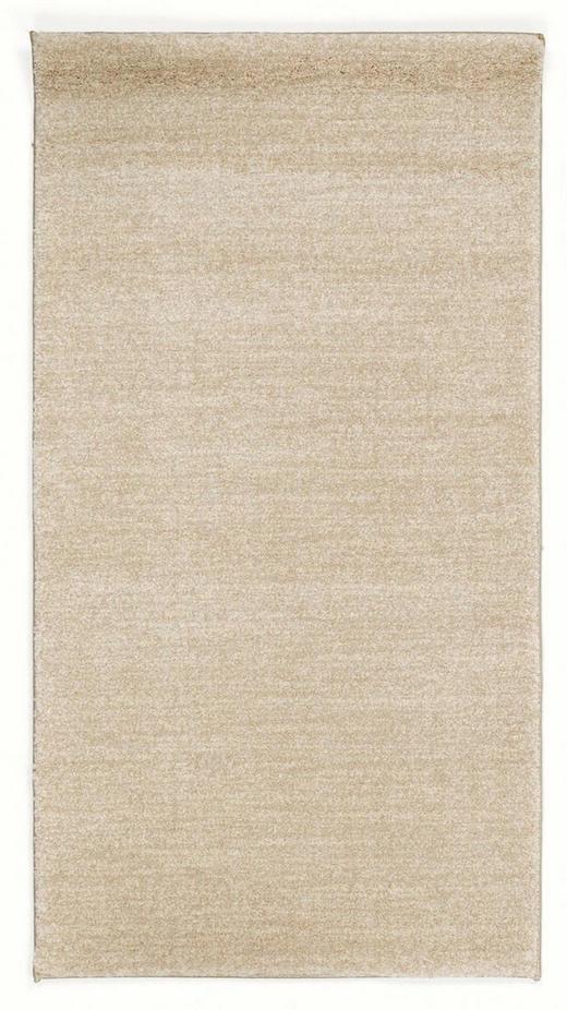WEBTEPPICH  65/130 cm  Sandfarben - Sandfarben, Basics, Textil (65/130cm) - Novel