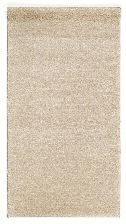 WEBTEPPICH  Sandfarben  65/130 cm - Sandfarben, Textil (65/130cm) - NOVEL
