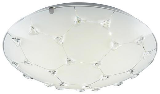 LED-DECKENLEUCHTE - Weiß, Design, Glas (30cm) - Boxxx
