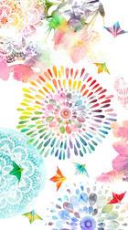 STRANDTUCH 100/180 cm - Multicolor, Textil (100/180cm)