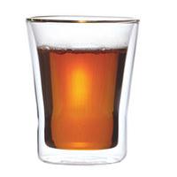 TEEGLASSET 2-TEILIG 220 ml - Klar, Basics, Glas (8,5/10,5cm) - NOVEL