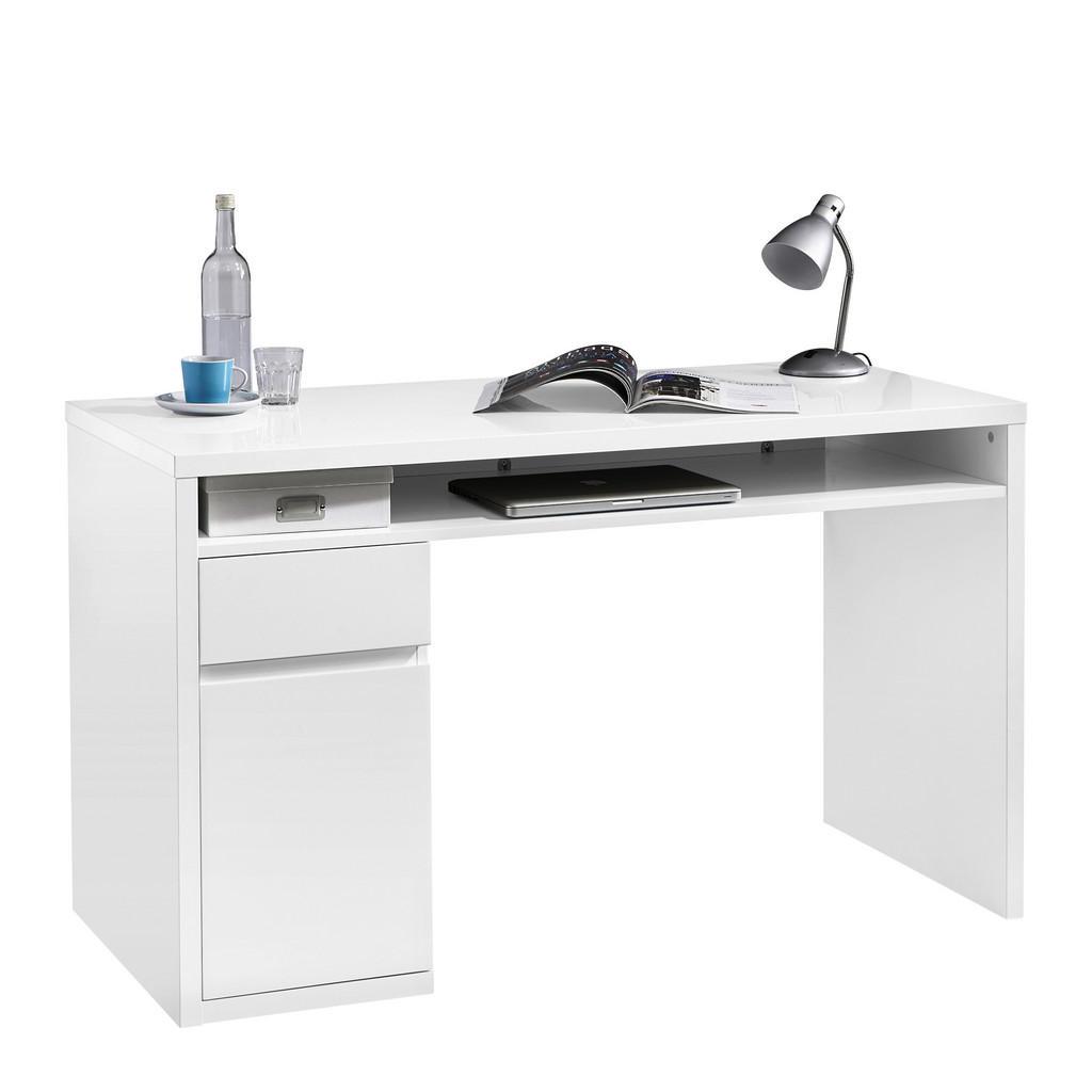 Ti`me Schreibtisch weiß