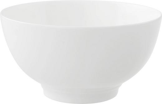 SCHÜSSEL Bone China - Weiß, Basics (0,75l) - VILLEROY & BOCH