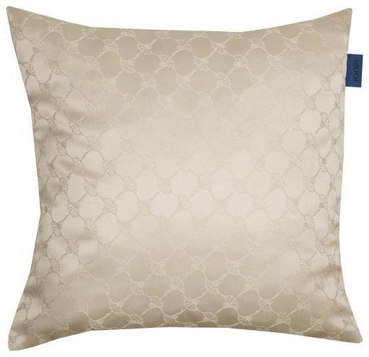 ZIERKISSEN 65/65 cm - Beige/Creme, Textil (65/65cm) - Joop!