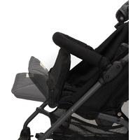 BUGGY Tingle - Schwarz/Grau, KONVENTIONELL, Textil/Metall (78/50/106cm) - Jimmylee