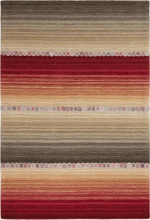 ORIENTTEPPICH - Rot/Grau, KONVENTIONELL, Weitere Naturmaterialien (200/300cm) - Esposa