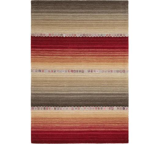 ORIENTTEPPICH 120/180 cm - Rot/Grau, KONVENTIONELL, Weitere Naturmaterialien (120/180cm) - Esposa