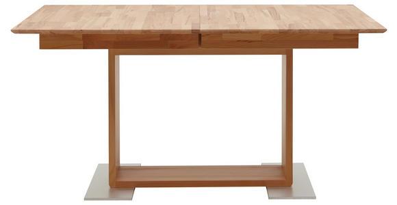 ESSTISCH in Holz 150(200)/90/75 cm   - Buchefarben, KONVENTIONELL, Holz (150(200)/90/75cm) - Voleo