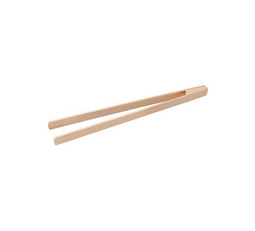 ZANGE - Buchefarben, Basics, Holz (35cm) - Fackelmann