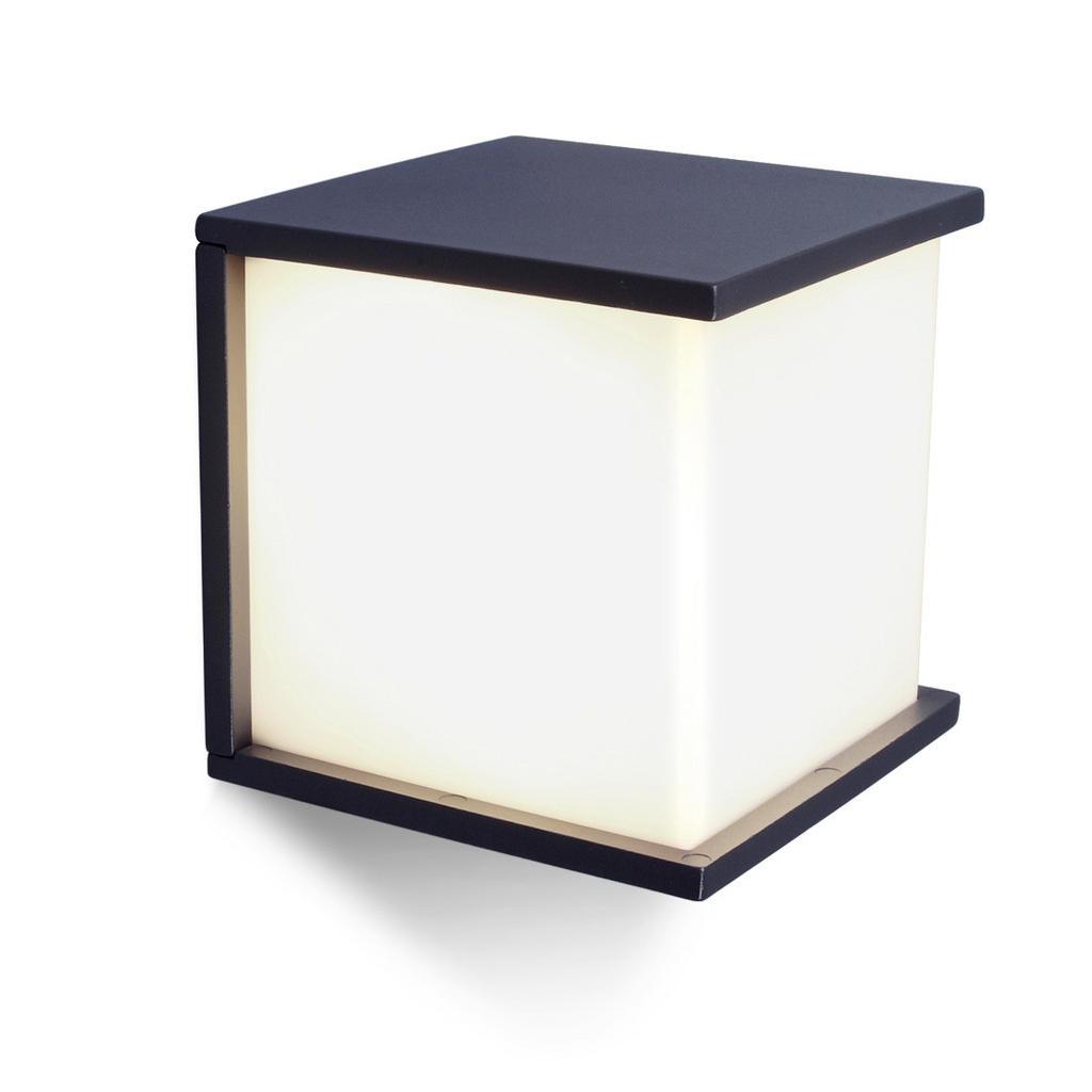 AUßENWANDLEUCHTE BOX Cube