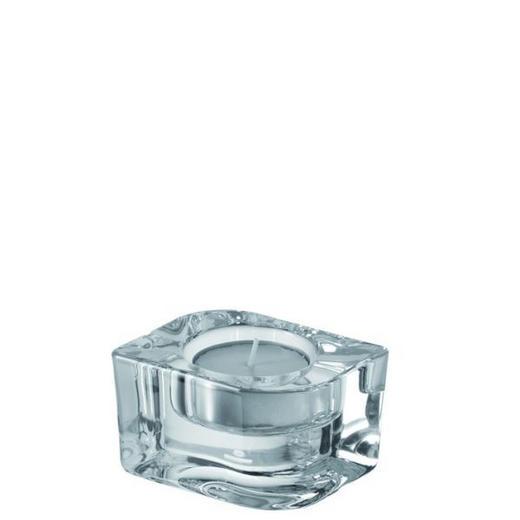 TEELICHTHALTER - Klar, Basics, Glas (7.5/4.5/4.5cm) - Leonardo