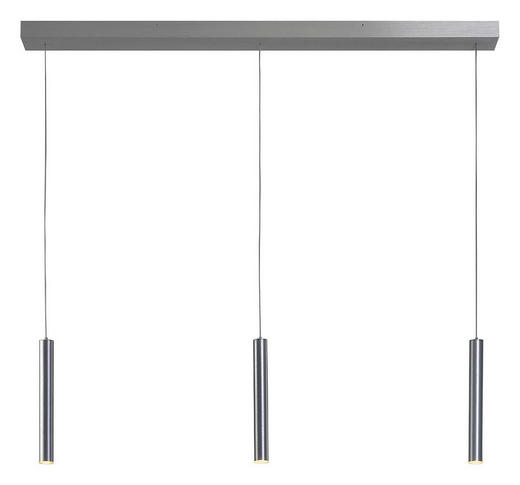 LED-HÄNGELEUCHTE - Design, Metall (116/8/140cm)