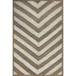 TEPPICH  80/150 cm  Weiß   - Weiß, Design, Textil (80/150cm) - Linea Natura
