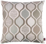 ZIERKISSEN 50/50 cm - Beige/Braun, Design, Textil (50/50cm) - Esposa