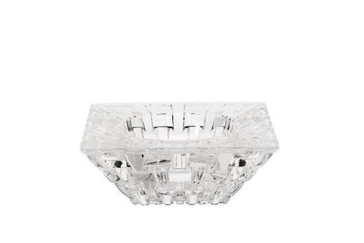 KERZENHALTER - Klar, Basics, Glas (12cm) - NACHTMANN