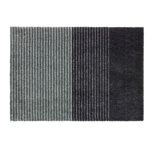 FUßMATTE 50/70 cm  - Anthrazit/Grau, Design, Textil (50/70cm) - Schöner Wohnen