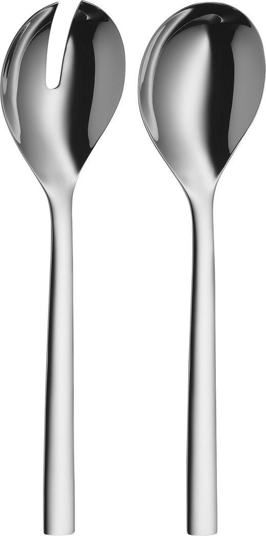 SALATBESTECK - Edelstahlfarben, Basics, Metall (25cm) - WMF
