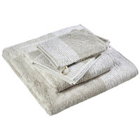 RUČNÍK PRO HOSTY - pískové barvy, Konvenční, textil (30/50cm) - Cawoe