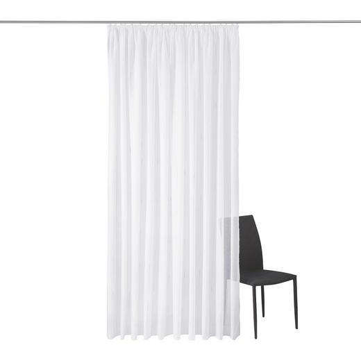 FERTIGSTORE 245 x 300   300/245 cm - Naturfarben/Weiß, Basics, Textil (300/245cm) - Esposa