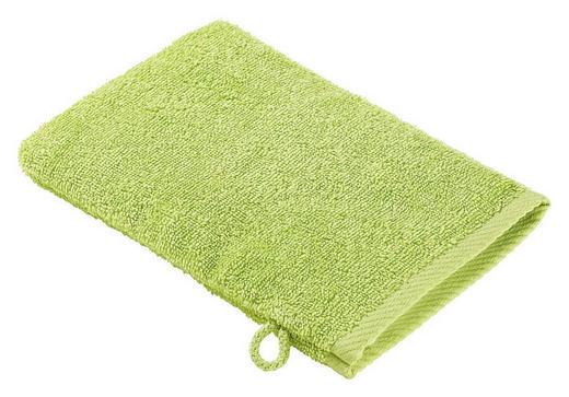 WASCHHANDSCHUH  Grün - Grün, Basics, Textil (16/22cm) - Esposa