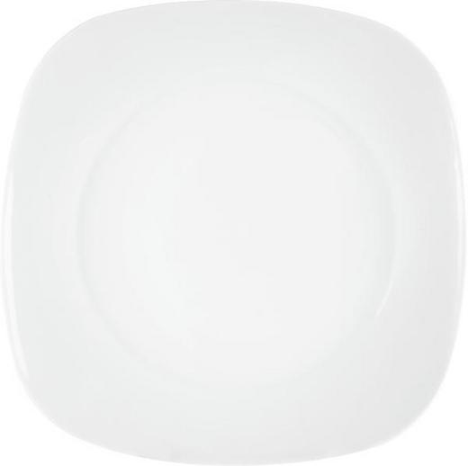 SPEISETELLER 27,5// cm - Weiß, Basics, Keramik (27,5//cm) - Homeware