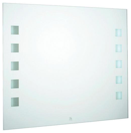WANDSPIEGEL - KONVENTIONELL, Glas (120/70/4cm)