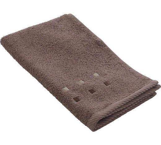 Gästetuch 30/50 cm  - Taupe, Konventionell, Textil (30/50cm) - Esposa