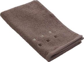 GÄSTHANDDUK - mullvadsfärgad/gråbrun, Klassisk, textil (30/50cm) - Esposa