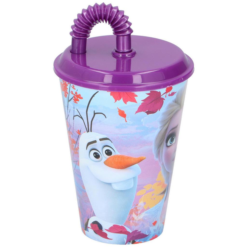 Disney Trinkhalmbecher kunststoff