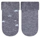 SOCKEN - Weiß/Grau, Basics, Textil (23/24null) - My Baby Lou