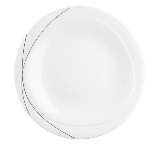 DESSERTTELLER 23 cm  - Weiß, KONVENTIONELL, Keramik (23cm) - Seltmann Weiden