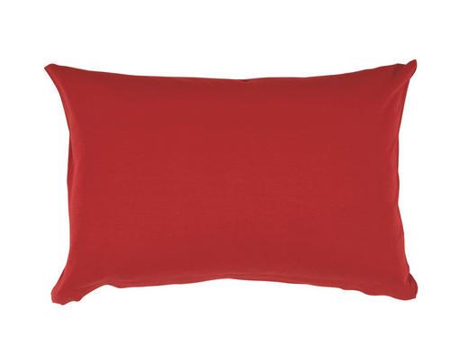 KISSENHÜLLE Rot 40/60 cm - Rot, Basics, Textil (40/60cm) - Schlafgut