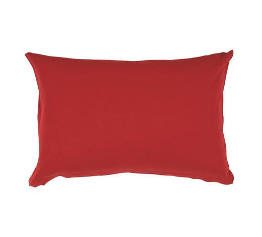 POLSTERBEZUG 40/80 cm  - Rot, Basics, Textil (40/80cm) - Schlafgut