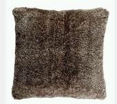 KISSENHÜLLE Braun 45/45 cm - Braun, LIFESTYLE, Textil (45/45cm) - Novel