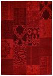 VINTAGE-TEPPICH  140/190 cm  Rot - Rot, Basics, Textil (140/190cm) - Novel