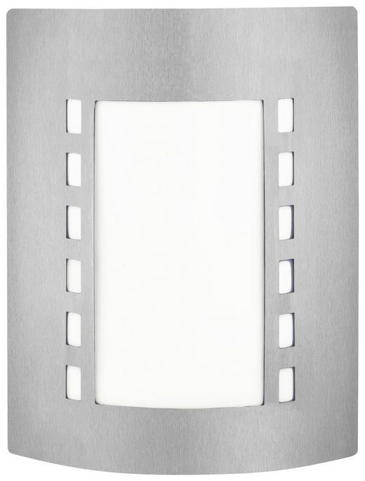 ZUNANJA SVETILKA - bela, Konvencionalno, kovina/umetna masa (23/29/9,2cm) - BOXXX