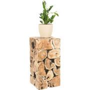 STOJAN NA KVĚTINY - přírodní barvy, Lifestyle, dřevo (40/80/40cm) - Landscape