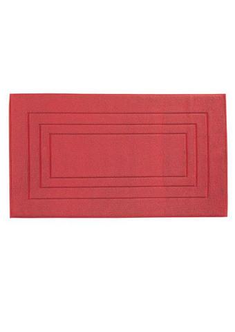 KOPALNIŠKA PREPROGA FEELING - temno rdeča, Konvencionalno, tekstil (67/120cm) - Vossen