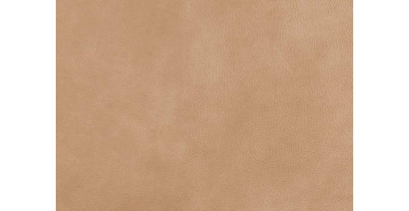 WOHNLANDSCHAFT in Leder Hellbraun - Chromfarben/Hellbraun, Design, Leder (180/280cm) - Voleo