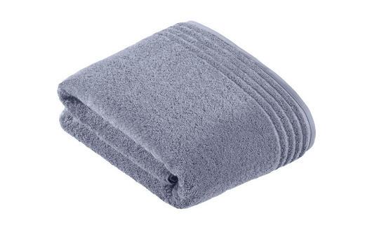 BADETUCH 80/160 cm - Grau, Basics, Textil (80/160cm) - Vossen