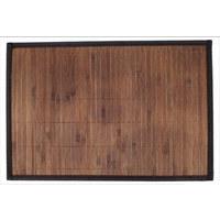 TISCHSET 30/45 cm Holz - Dunkelbraun, Basics, Holz (30/45cm) - Ritzenhoff Breker