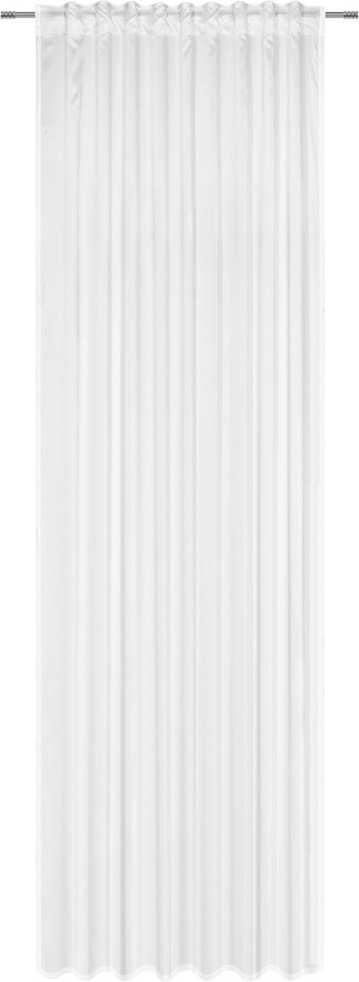 ZÁVĚS - bílá, Basics, textil (140/300cm) - Esposa