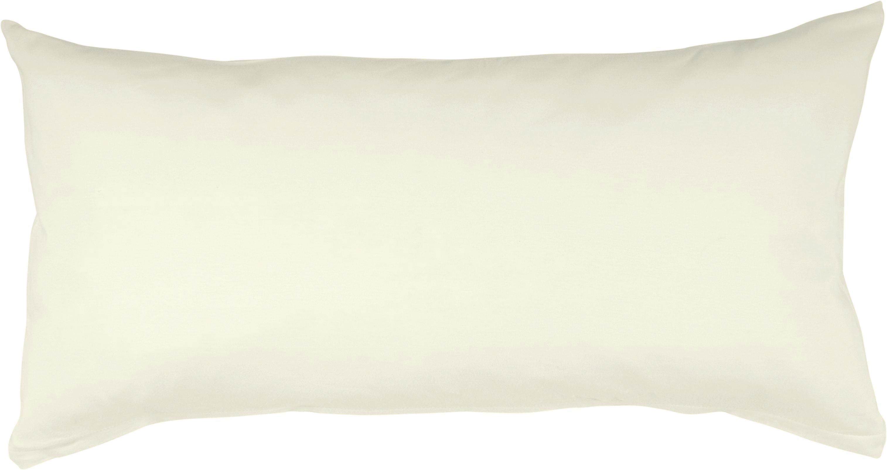 KISSENHÜLLE Beige 40/80 cm - Beige, Basics, Textil (40/80cm) - SCHLAFGUT