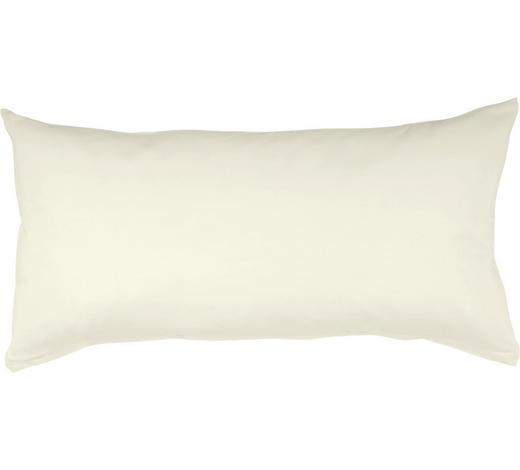 POLSTERBEZUG 40/80 cm - Weiß, Basics, Textil (40/80cm) - Schlafgut