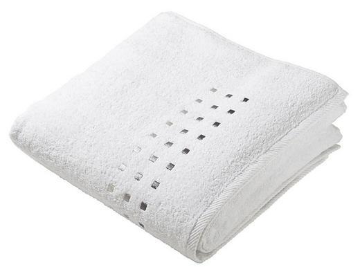 DUSCHTUCH 70/140 cm - Weiß, Textil (70/140cm) - ESPOSA