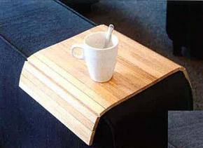 SOFFBRICKA - ekfärgad, Design, trä (45/30cm) - Rowico