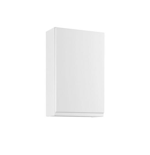 HÄNGESCHRANK Weiß - Weiß, Design, Holzwerkstoff (40/64/20cm) - Xora
